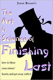 The Art and Science of Finishing Last cover